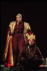 "Lauren Flanigan & Lado Atanelli in ""Nabucco"""