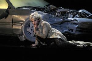 """Catherine Malfitano in """"La voix humaine"""""""