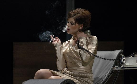 "Stephanie Novacek in ""The Maids"""