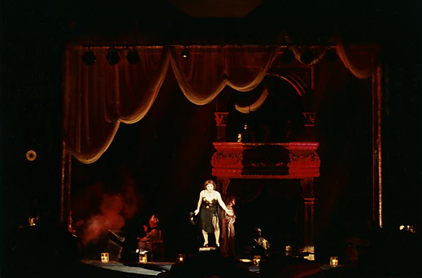Ariadne Auf Naxos Nic Muni Stage Director Artistic